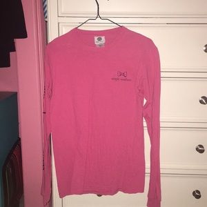 Simply Southern long sleeve shirt